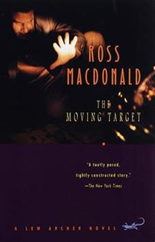 The Moving Target 037570146X Book Cover