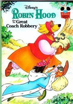 Robin Hood and the Great Coach Robbery. (Disney's wonderful world of reading) - Book  of the Disney's Wonderful World of Reading
