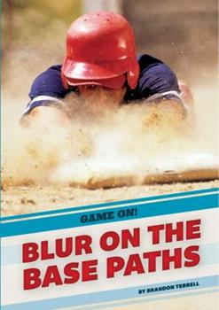 Paperback Blur on the Base Paths Book