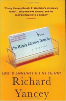 The Highly Effective Detective 0312347529 Book Cover