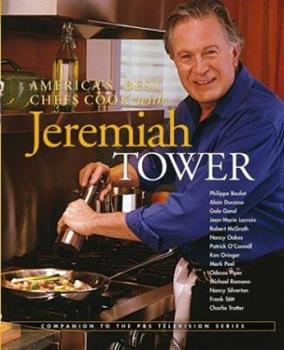 America's Best Chefs Cook with Jeremiah Tower 047145141X Book Cover