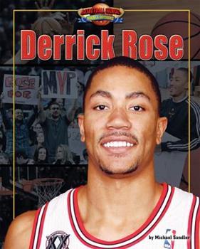 Derrick Rose 1617724394 Book Cover