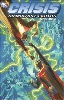 Crisis on Multiple Earths (Volume 4) - Book  of the Complete Justice Society