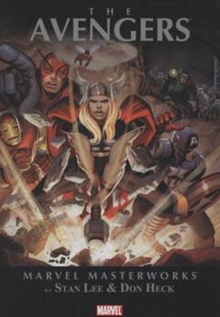 Marvel Masterworks: The Avengers, Vol. 2 - Book  of the Avengers 1963-1996 #278-285, Annual