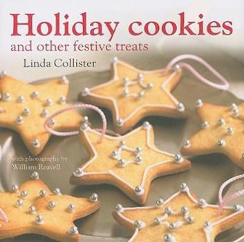 Holiday Cookies 1845977025 Book Cover