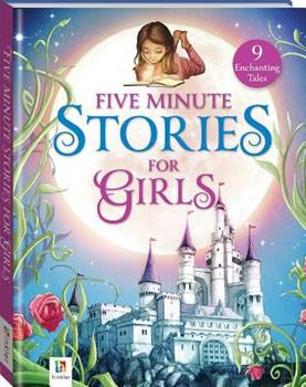 Five-Minute Stories for Girls - Book  of the 5-Minute Stories
