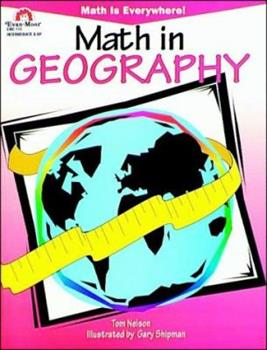 Math in Geography - Book  of the Math is Everywhere!