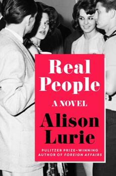 Real People 0434439037 Book Cover