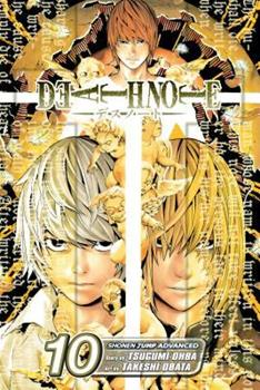 Death Note, Vol. 10: Deletion - Book #10 of the Death Note