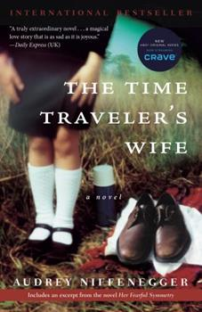 Paperback The Time Traveler's Wife By Audrey Niffenegger Book