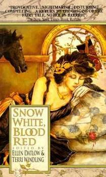 Snow White, Blood Red 0380718758 Book Cover