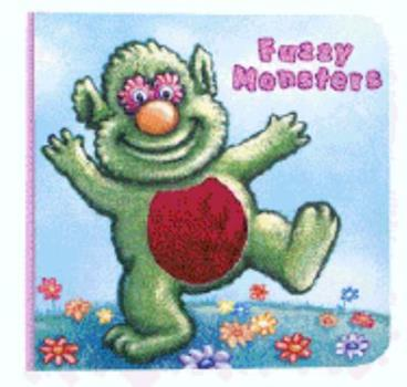 Board book Fuzzy Monsters (A Fuzzy Chunky Book) Book