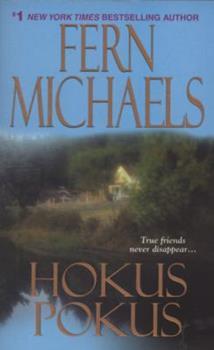 Hokus Pokus (Sisterhood: Rules of the Game, #2) 1420101854 Book Cover