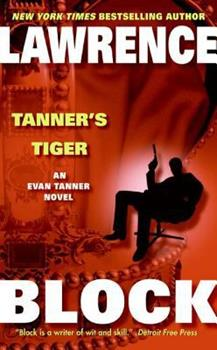 Tanner's Tiger - Book #5 of the Evan Tanner