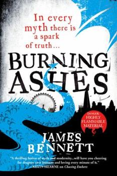 Burning Ashes - Book #3 of the Ben Garston