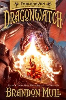 Dragonwatch 1481485024 Book Cover