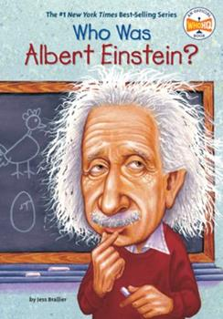 Who Was Albert Einstein? - Book  of the Who Was/Is...?
