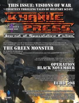 Paperback The Kyanite Press : Summer 2020 Book