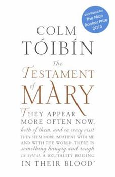 The Testament of Mary 1451692382 Book Cover