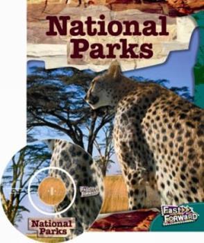 Paperback National Parks Book
