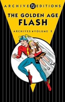 The Golden Age Flash Archives, Vol. 2 - Book  of the DC Archive Editions