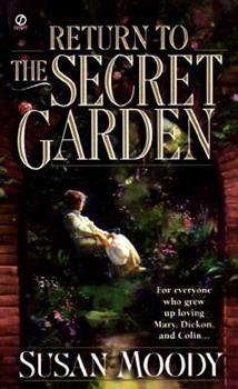 Return to the Secret Garden 078380279X Book Cover