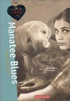 Paperback Manatee Blues (Vet Volunteers) Book