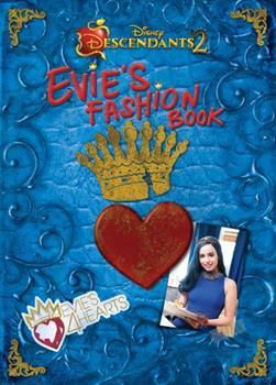 Hardcover Descendants 2: Evie's Fashion Book