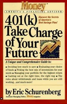 401 Take Charge of Your Future 0446671630 Book Cover
