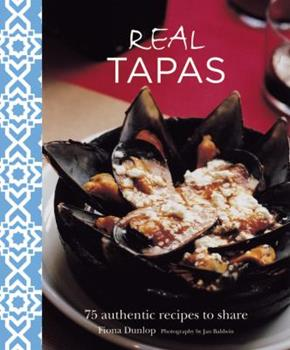 Real Tapas 1845338243 Book Cover