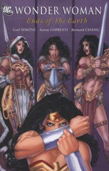 Wonder Woman: Ends of the Earth - Book  of the Wonder Woman