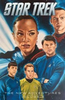 Star Trek: The New Adventures: Volume 3 - Book #3 of the Star Trek: The New Adventures