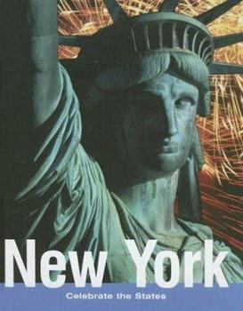 New York - Book  of the Celebrate the States