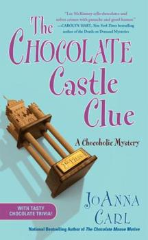 The Chocolate Castle Clue 0451237099 Book Cover