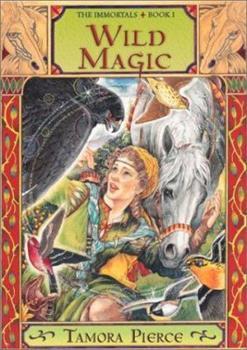 Wild Magic - Book  of the Tortall