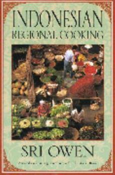 Indonesian Regional Cooking 0711212732 Book Cover