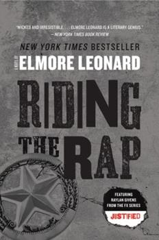 Riding the Rap 0060082186 Book Cover