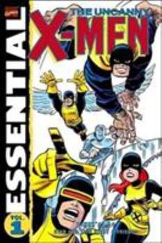 Essential Uncanny X-Men, Vol. 1 - Book  of the Essential Marvel