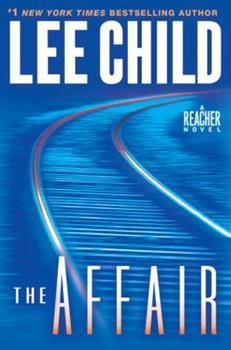 Hardcover The Affair: A Jack Reacher Novel Book