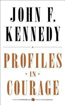 Paperback Profiles in Courage Book