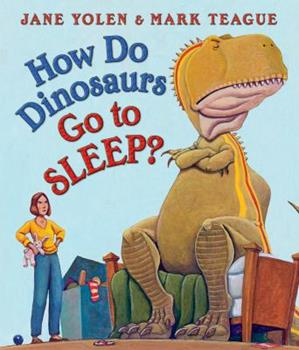 How Do Dinosaurs Go to Sleep? 0545941202 Book Cover