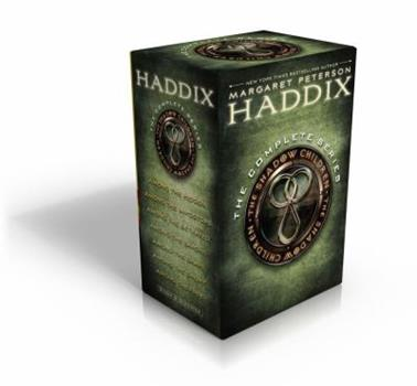 Shadow Children Complete Set, Books 1-7: Among the Hidden, Among the Impostors, Among the Betrayed, Among the Barons, Among the Brave, Among the Enemy, and Among the Free 1442468645 Book Cover