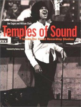 Temples of Sound: Inside the Great Recording Studios 0811833941 Book Cover