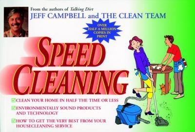 Speed Cleaning 0440580153 Book Cover