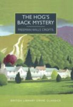 The Hog's Back Mystery 1464203814 Book Cover