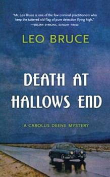 Death at Hallows End 0897335163 Book Cover