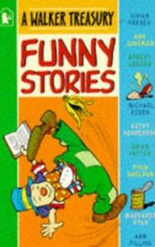 Funny Stories (Walker Treasuries) 0744543401 Book Cover