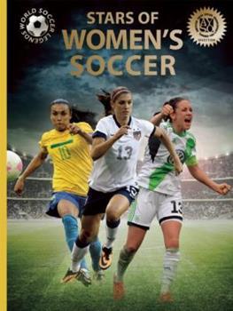 Hardcover Stars of Women's Soccer Book