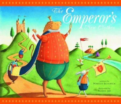 Paperback Emperor's New Clothes Book