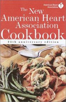 Paperback The New American Heart Association Cookbook: 25th Anniversary Edition Book